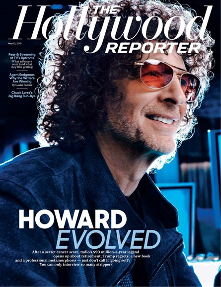 The Hollywood Reporter Cover - 5/13/2019