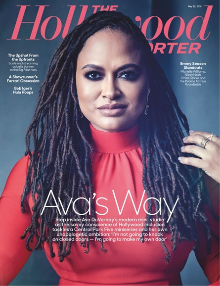 The Hollywood Reporter Cover - 5/22/2019