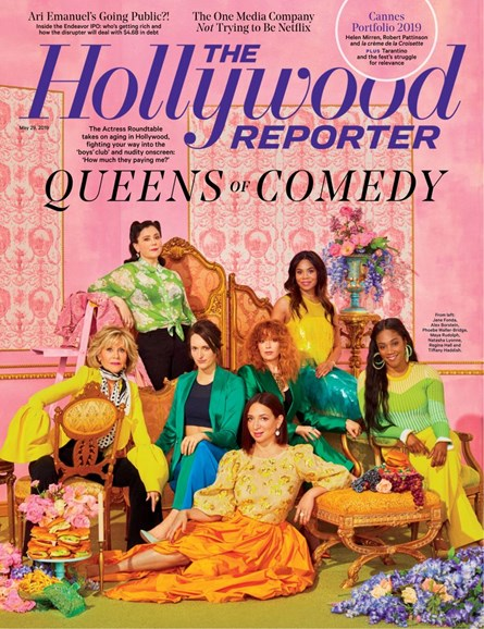 The Hollywood Reporter Cover - 5/29/2019