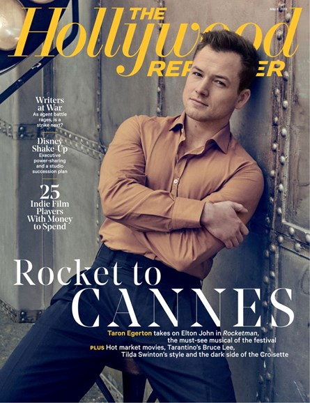 The Hollywood Reporter Cover - 5/8/2019