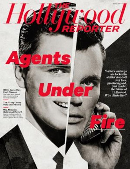 The Hollywood Reporter Cover - 4/3/2019