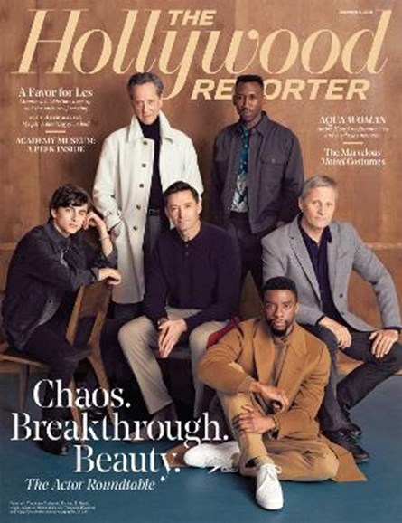 The Hollywood Reporter Cover - 12/5/2018