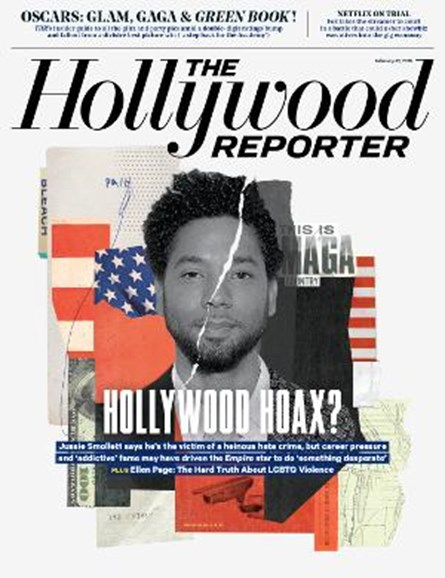 The Hollywood Reporter Cover - 2/27/2019