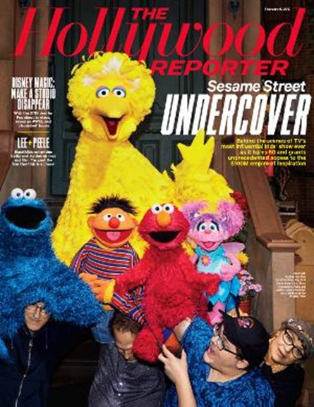 The Hollywood Reporter Cover - 2/6/2019