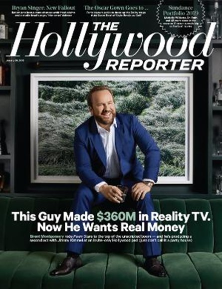 The Hollywood Reporter Cover - 1/30/2019