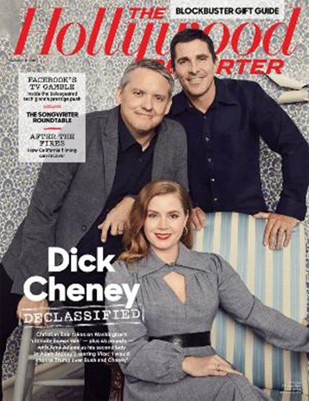 The Hollywood Reporter Cover - 11/19/2018