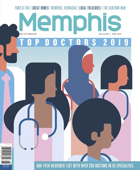 Memphis Cover - 6/1/2019