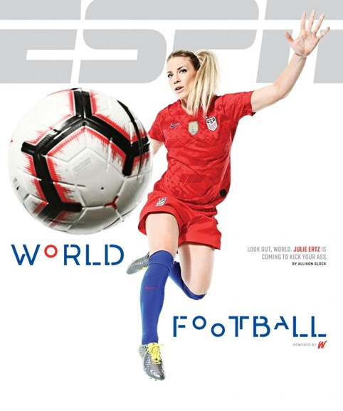 ESPN The Magazine Cover - 6/1/2019