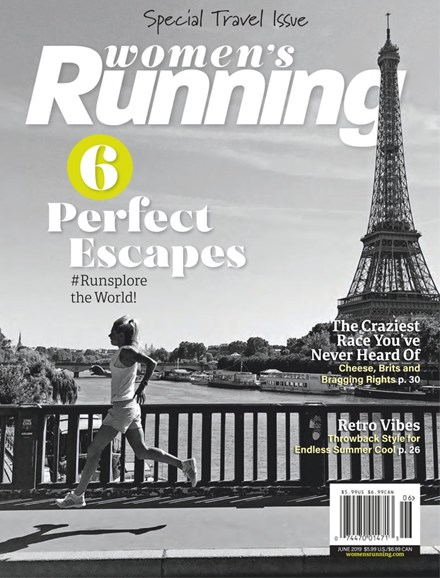 Women's Running Cover - 6/1/2019