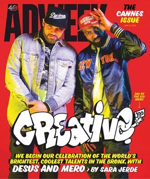 Adweek   6/10/2019 Cover