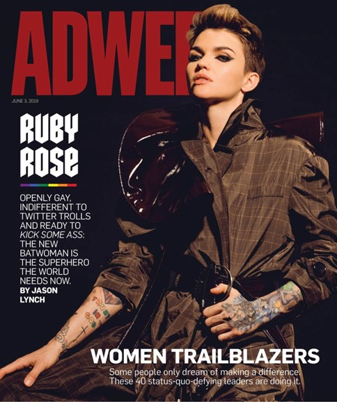 Adweek Cover - 6/3/2019