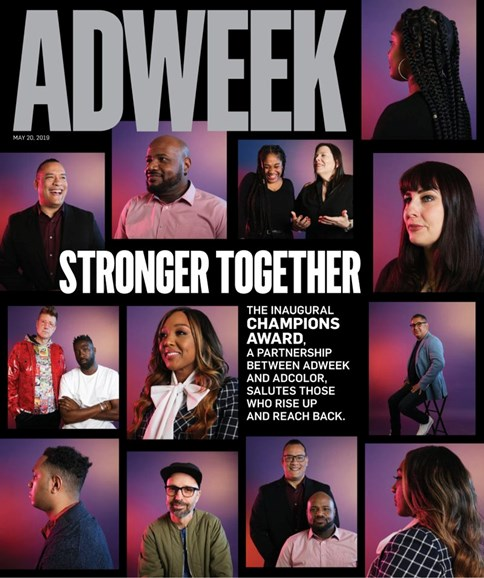 Adweek Cover - 5/20/2019