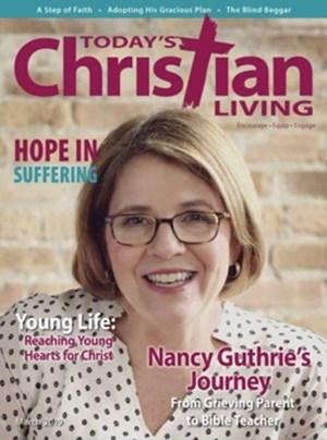 Todays Christian Living Magazine   3/2019 Cover