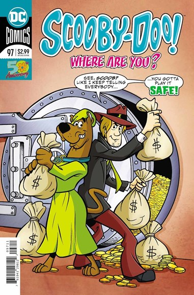 Scooby Doo, Where Are You? Cover - 4/1/2019