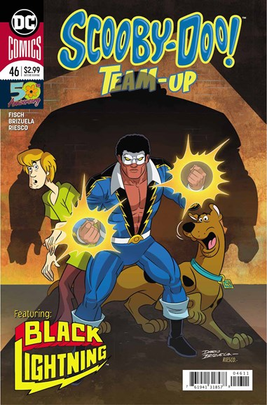 Scooby- Doo Team Up Cover - 4/1/2019