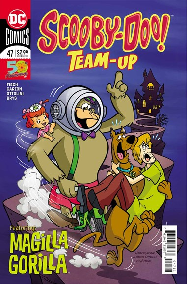 Scooby- Doo Team Up Cover - 5/1/2019