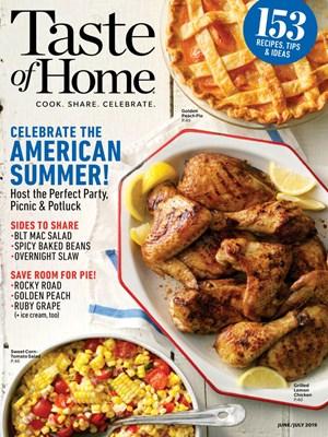 Taste of Home | 6/2019 Cover