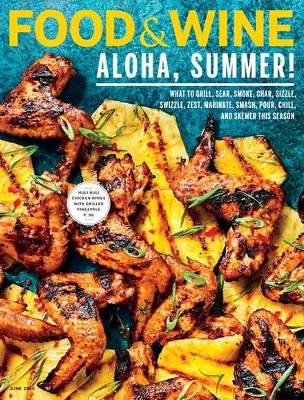 Food & Wine Cover - 6/1/2019