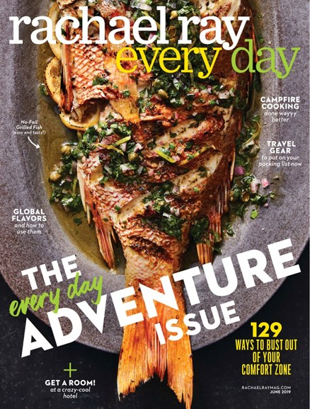 Rachael Ray Every Day Cover - 6/1/2019