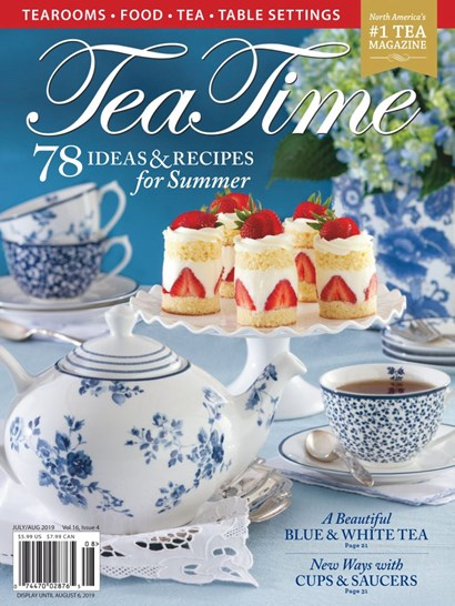 Tea Time Magazine | 7/2019 Cover