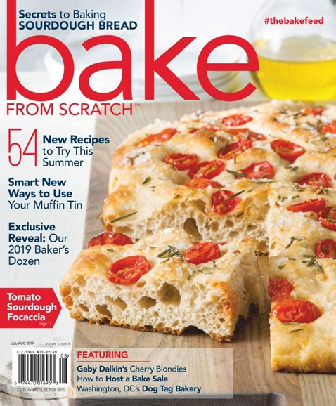 Bake From Scratch Cover - 7/1/2019