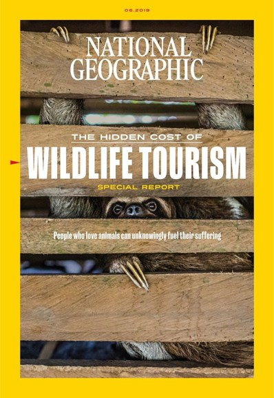 National Geographic Cover - 6/1/2019