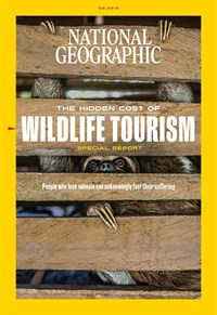National Geographic Magazine | 6/2019 Cover
