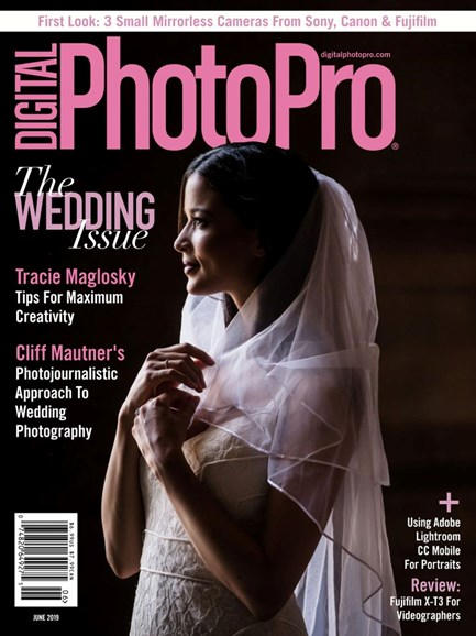 Digital Photo Pro Cover - 6/1/2019
