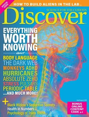 Discover Magazine | 7/2019 Cover