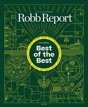 Robb Report Magazine | 6/2019 Cover