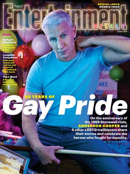Entertainment Weekly Cover - 6/14/2019