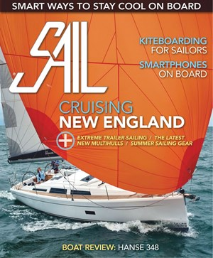 Sail Magazine | 7/2019 Cover