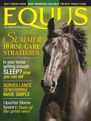 Equus Magazine | 6/2019 Cover