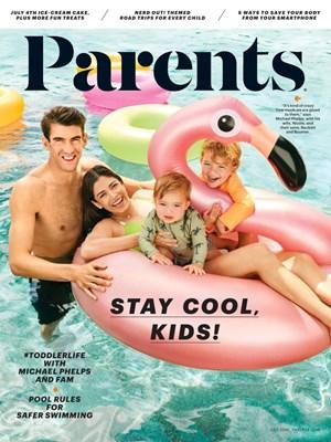 Parents Magazine   7/1/2019 Cover