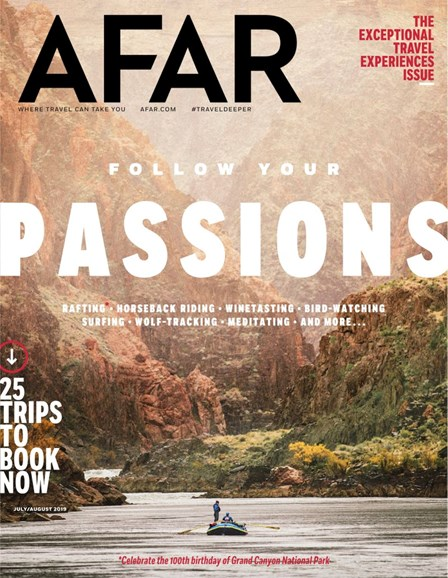 AFAR Cover - 7/1/2019
