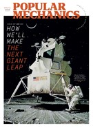 Popular Mechanics Magazine 7/1/2019
