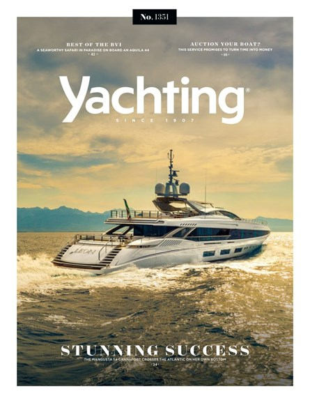 Yachting Cover - 7/1/2019