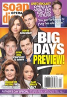 Soap Opera Digest Magazine 6/17/2019
