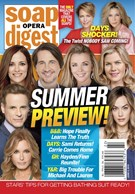 Soap Opera Digest Magazine 6/3/2019