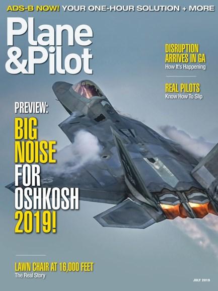 Plane & Pilot Cover - 7/1/2019