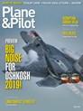 Plane & Pilot Magazine | 7/2019 Cover