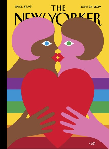 The New Yorker Cover - 6/24/2019