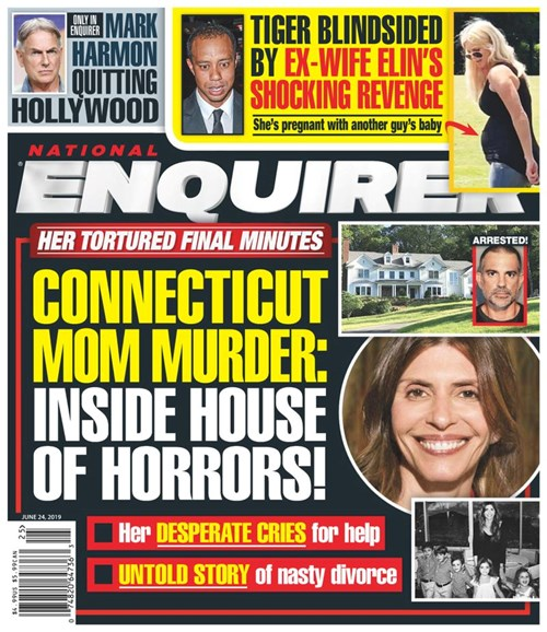 National Enquirer Cover - 6/24/2019