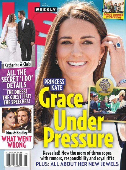 Us Weekly Cover - 6/24/2019