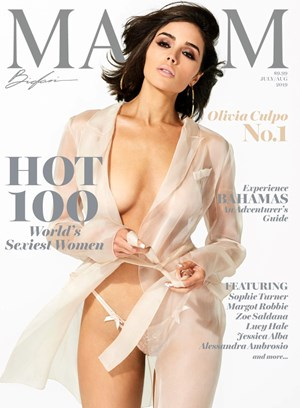 Maxim Magazine | 7/2019 Cover