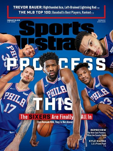 Sports Illustrated Cover - 2/25/2019