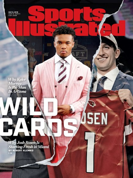 Sports Illustrated Cover - 5/6/2019