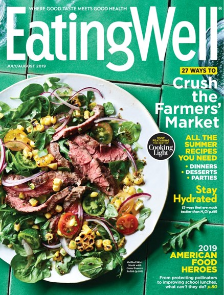 EatingWell Cover - 7/1/2019