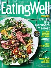 EatingWell Magazine | 7/1/2019 Cover