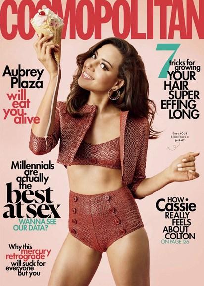 Cosmopolitan Cover - 7/1/2019